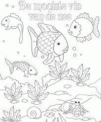 Onderwaterwereld Kleurplaat Google Zoeken Színezők Fish
