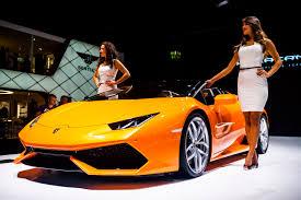 2015: Lamborghini Huracán LP610-4 Spyder