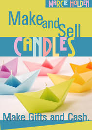 Smashwords – Make and Sell Candles – a book by Marcie Holden