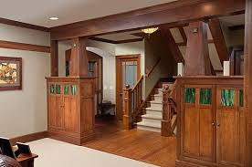 craftsmen office interiors. View In Gallery Wooden Detailing The Interior Of A Craftsman Home Craftsmen Office Interiors