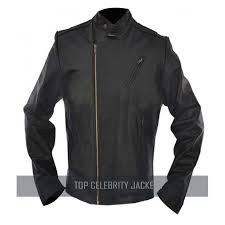 ironman tony stark retro slim fit style fashionable men s leather jackets