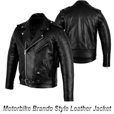 black rose las leather brando style motorbike jacket medium motorcycle scooter accessories gumtree australia cardinia area pakenham 1200310238