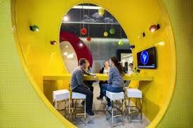 google moscow office pure. Artistic Inteiors At Google Campus Moscow Office Pure