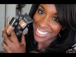 best foundations for women of color