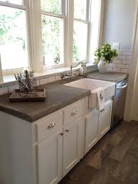 cement countertops kitchen 14 best concrete countertops images on kitchen ideas