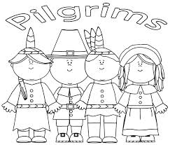 Picture 8 Of 12 Pilgrim Coloring Pictures Pilgrims Page Free