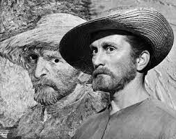 Vincent Van Gogh: Un alma oscura en busca de la luz.   Kirk douglas, Van  gogh self portrait, Van gogh