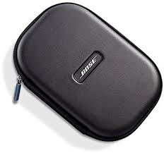 bose noise cancelling headphones case. bose quietcomfort 25 carry case for headphone - black noise cancelling headphones