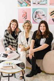 pati dubroff with carlene and jill