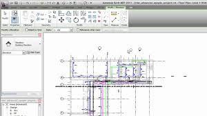 autodesk revit creating elevation views