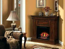 electric fireplace s with mantel duraflame logs