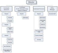 Cid Organizational Chart