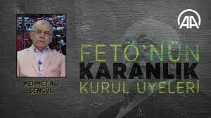 FETÖ'nün 'karanlık kurul' üyeleri: Mehmet Ali Şengül - YouTube