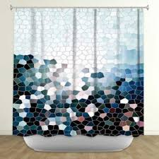 awesome shower curtain. Interesting Shower Curtain For An Amazing Look Bathroom Mirror Curtains Awesome