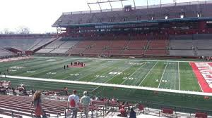 Shi Stadium Seating Chart Shi Stadium Section 123 Home Of Rutgers Scarlet Knights