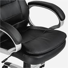 office chair cushion latest white luxury fice chair ergonomic chair no wheels awesome tectake model