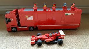 De lego speed champions 75913 f14 scuderia ferrari truck set maakt deel uit van. Lego Ferrari F1 Car And Truck Page 3 Line 17qq Com