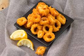 Crispy Squid Rings Recipe
