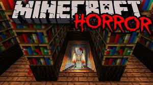 Minecraft 1.8: Amazing Horror Map!