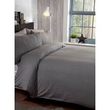 338381 338382 herringbone duvet set grey