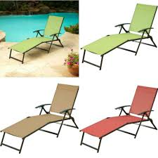 lounger outdoor folding chaise lounge chair patio plastic pool deck lounge chairs