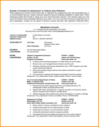 Federal Resume Writing Service How To Write A Example Pen Cl Peppapp