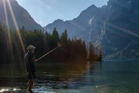 tenkara has been around and reliably catching fish more or less unchanged for centuries distilled to the basics rod line and fly the design is every