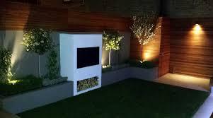Modern Garden Lighting Design Inspirational Amazing Garden Designs