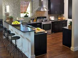 Dark Granite Countertops HGTV - Granite kitchen