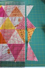 Here is a tutorial for putting together a 60 degree angle quilt. I ... & Here is a tutorial for putting together a 60 degree angle quilt. I really  enjoy Adamdwight.com