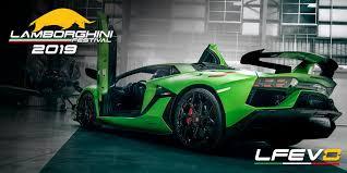 Lamborghini Festival 2019