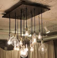 edison light bulb chandelier uk