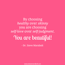 Skinny Is Beautiful Quotes Best Of 24 Weight Quotes 24 QuotePrism
