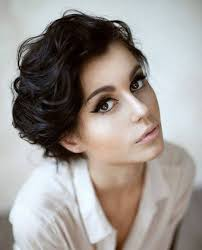 Short Wavy Hair Style most beautiful looking short hairstyles for wavy hair 3685 by wearticles.com