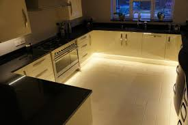 Kitchen cabinet lighting ideas Install Kitchen Warm White Pinterest Whats The Use Of Led Tape Interior Design Pinterest Kitchen