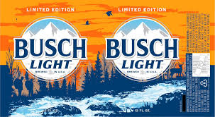 Busch Light Limited Edition Cans