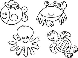 Free printable coloring pages ocean coloring pages. Free Printable Ocean Coloring Pages For Kids
