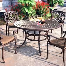 chair cast aluminum patio set unique wish to have it palazetto table furniture brands vintage