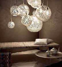 Shadow Lamps Unique Brass Hanging Lamps 4 Sizes Arabic Style Hanging Lamp