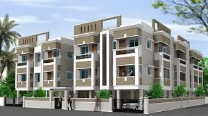 apartment building design. Modern Residential Building Design Apartment
