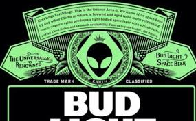 Bud Light Alien Bud Light Is Offering Free Beer To Any Alien That Makes It