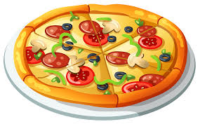 Image result for pizza transparent image