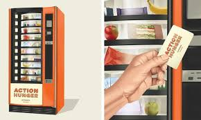 First Vending Machine Enchanting The World's First Vending Machine For The Homeless Is 48% Free