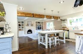 open shelving kitchen fixer upper fixer upper season 3 episode the en house home interior decor