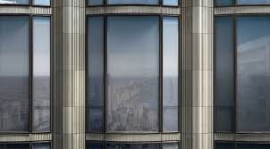 the new towers will feature terracotta cladding and bay windows noe associates boundary the companies