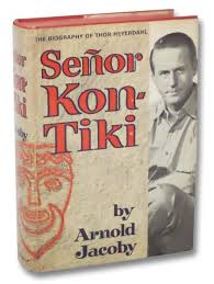 Image result for kon-tiki book