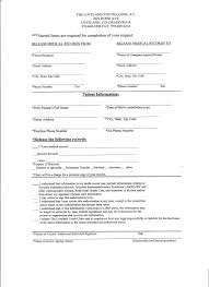 Hipaa Request Form Medical Records Release Request Letter Uk Hipaa Laws Form Texas