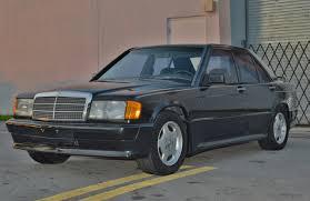 1986 Mercedes-Benz 190e 2.3 – 16v Cosworth Dogleg 5 Speed | Real ...