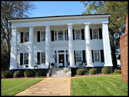 Plantation House Plans With Columns Luxamcc; Homes ...