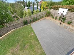 backyard ideas basketball court. backyard with basketball court ideas a